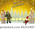 聖誕季節 聖誕節期 聖誕時節 46201887