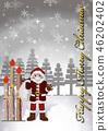 聖誕季節 聖誕節期 聖誕時節 46202402