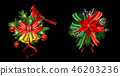 christmas, decoration, ornament 46203236