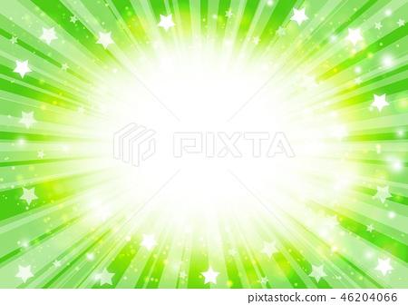 Fresh green image background star pattern 46204066