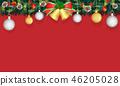 คริสต์มาส,พื้นหลัง,ริบบิ้น 46205028