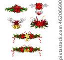 bell xmas ribbon 46206690