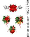 christmas decoration ornament 46206709