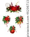 christmas decoration ornament 46206713