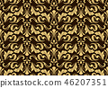 pattern vector seamless 46207351