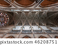 interior of Vitus Cathedral, Czech Republic 46208751