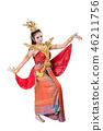 นักเต้น,เพศหญิง,หญิง 46211756