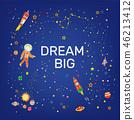 ฝัน,ความฝัน,ช่องว่าง 46213412