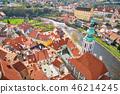 Cesky Krumlov, Czech 46214245