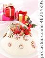 聖誕蛋糕 46214395