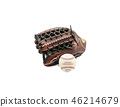 Rigid baseball grab and hard ball 46214679