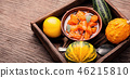 Homemade pumpkin jam 46215810