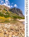 Mountain landscape, High Tatras National Park. 46216653