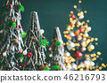 christmas decoration background 46216793