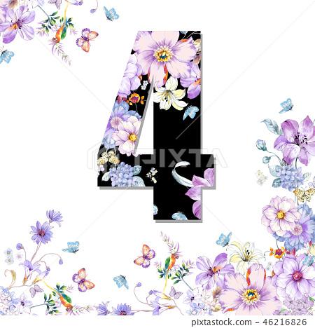 ดอกไม้ที่สวยงาม, ดอกไม้ดอกโบตั๋น, ดอกเบญจมาศ, ดอกไม้ป่า, ดอกไม้จำนวนญี่ปุ่น 46216826