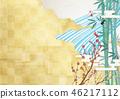 金葉 日式風格 和式 46217112