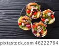 salad, shrimp, prawn 46222794
