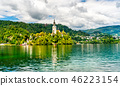 Church of the Assumption of Mary on Bled Island in Slovenia 46223154