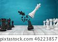 打斗 打仗 棋 46223857