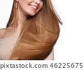 hair, lady, long 46225675