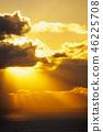 천사의 사다리 (빛의 샤워) 46225708