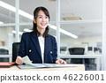 비즈니스우먼, 여성, 여자 46226001