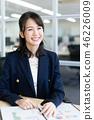 비즈니스, 비즈니스우먼, 회의 46226009