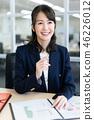 비즈니스, 비즈니스우먼, 여성 46226012