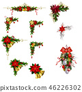 Christmas elements for your designs 46226302