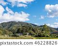 blue, sky, agricultural 46228826