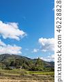 blue, sky, agricultural 46228828