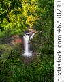 Haew Suwat Waterfall in Khao Yai Park, Thailand 46230213
