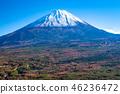 《Yamanashi Prefecture》From Mt. Fuji/Kouyodai 46236472