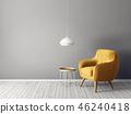 armchair interior room 46240418