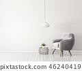 armchair interior room 46240419