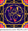 巴羅克風格 巴洛克风格 圍巾 46241197