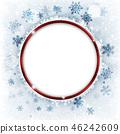 크리스마스, 성탄절, 눈 46242609