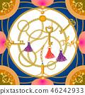 巴羅克風格 巴洛克风格 圍巾 46242933
