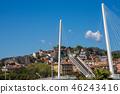 Bascule Bridge of Thaon di Revel - La Spezia Italy 46243416