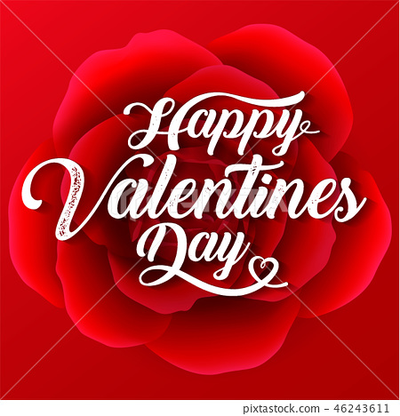 Valentine's day , Red Roses Background, 46243611
