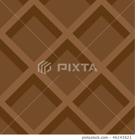 Waffle seamless texture pattern, Illustration back - Stock ...