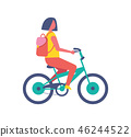bike bicycle cycling 46244522
