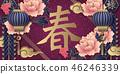 中式 中国人 中文 46246339