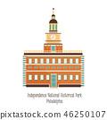 philadelphia, city, landmark 46250107