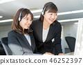Operator, call center, suit, staff 46252397