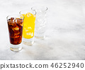 glass soda ice 46252940