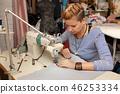 tailor sewing dressmaker 46253334