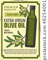 oil, olive, extra 46254001
