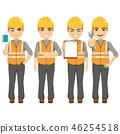 Builder Constructor Worker 46254518