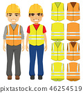 Builder Vests Uniform 46254519